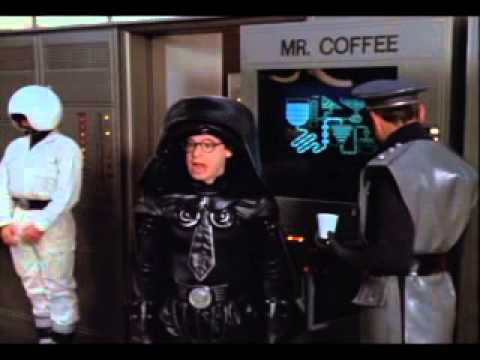 spaceballs mr coffee