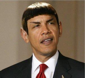 president spock