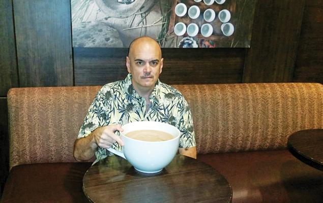 Starbucks Drink Giant Store