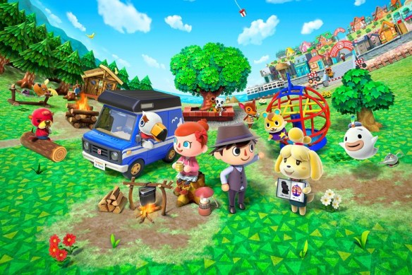 Thanksgiving Was Immeasurably Improved By Animal Crossing Pocket Camp Via The Loop Golf Digest Jeff Vrabel New horizons' equivalent to thanksgiving, featuring franklin the turkey chef. animal crossing pocket camp via